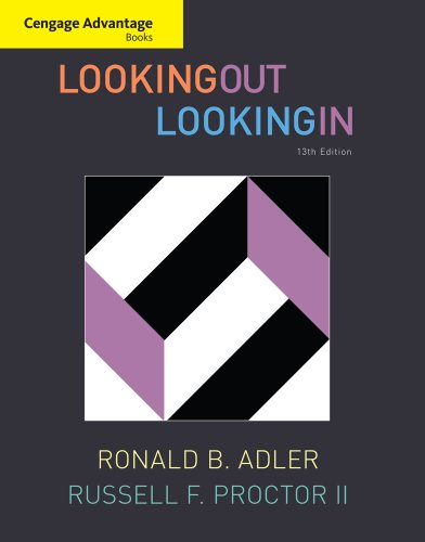 Looking Out, Looking In  13th 2011 edition cover