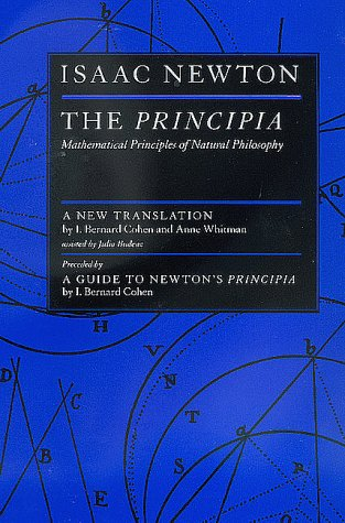 Principia Mathematical Principles of Natural Philosophy  1999 9780520088177 Front Cover