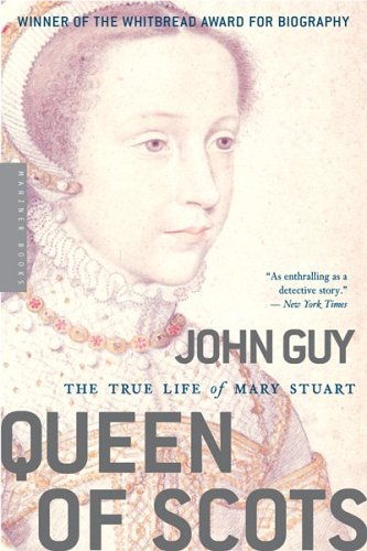 Queen of Scots The True Life of Mary Stuart  2004 edition cover