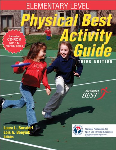 Physical Best Activity Guide Elementary Level 3rd 2011 edition cover