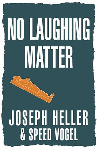 No Laughing Matter   2004 edition cover