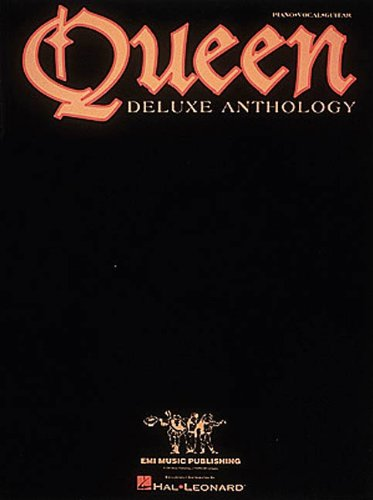 Queen - Deluxe Anthology  N/A edition cover