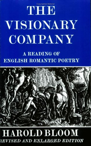 Visionary Company A Reading of English Romantic Poetry  1971 (Revised) edition cover