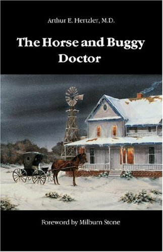 Horse and Buggy Doctor   1970 (Reprint) edition cover