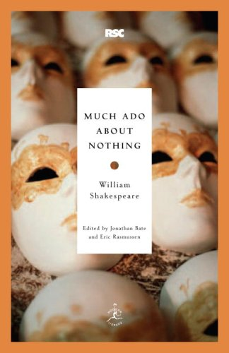 Much Ado about Nothing  N/A 9780812969177 Front Cover