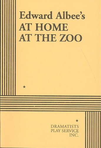 At Home at the Zoo   2008 edition cover