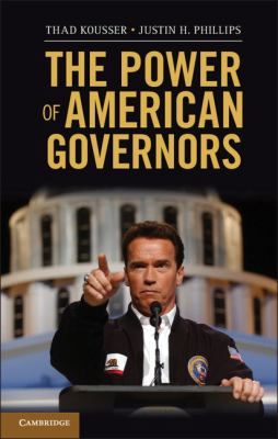Power of American Governors Winning on Budgets and Losing on Policy  2012 edition cover