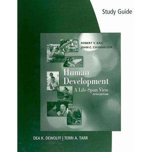 Human Development A Life-Span 6th 2013 9781111836177 Front Cover