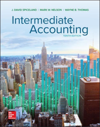 Cover art for Intermediate Accounting, 10th Edition