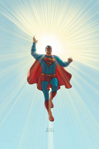 Absolute All Star Superman  N/A 9781401229177 Front Cover