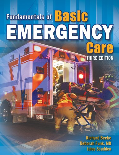 Fundamentals of Basic Emergency Care  3rd 2010 edition cover