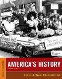America's History:   2014 edition cover