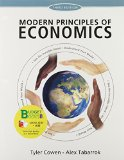 Modern Principles of Economics:   2014 edition cover