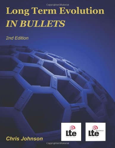 Long Term Evolution in Bullets:   2012 edition cover