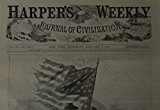 Harper's Weekly January 7 1865  N/A 9781557098177 Front Cover