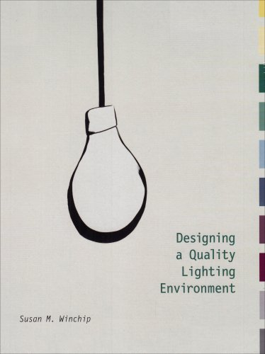 Designing a Quality Lighting Environment   2005 edition cover