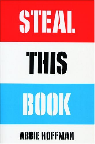Steal This Book   1996 (Reprint) edition cover
