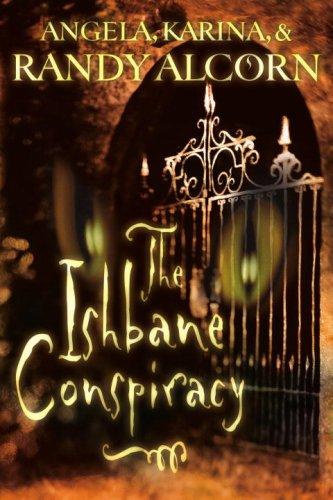 Ishbane Conspiracy   2001 edition cover