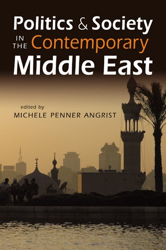Politics and Society in the Contemporary Middle East   2010 edition cover
