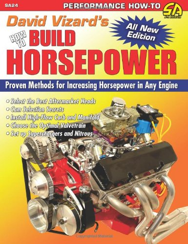 David Vizard's How to Build Horsepower   2010 edition cover