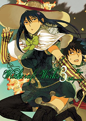 Witchcraft Works, Volume 3   2015 9781941220177 Front Cover