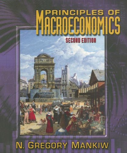 Brief Principles of Macroeconomics  2nd 2001 9780030270178 Front Cover