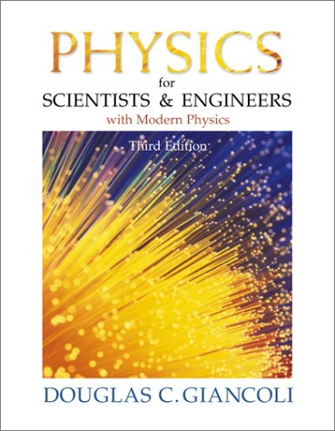 Physics for Scientists and Engineers with Modern Physics  3rd 2000 (Revised) edition cover