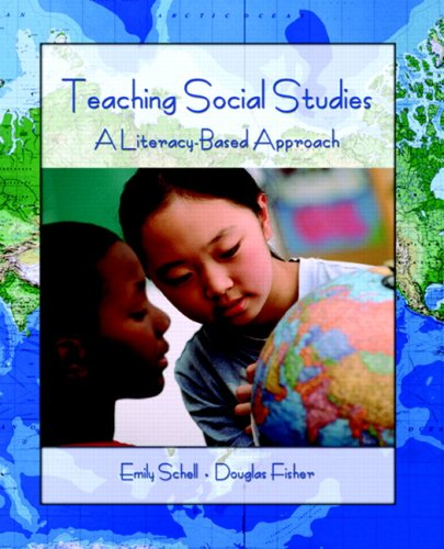 Teaching Social Studies A Literacy-Based Approach  2007 edition cover