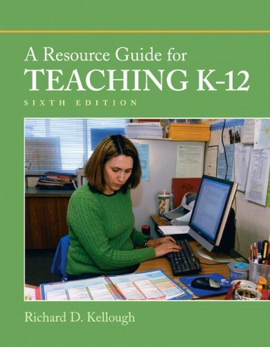 Resource Guide for Teaching K-12  6th 2011 9780137050178 Front Cover