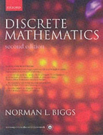 Discrete Mathematics  2nd 2002 (Revised) edition cover