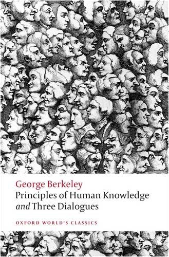 Principles of Human Knowledge and Three Dialogues   2009 edition cover