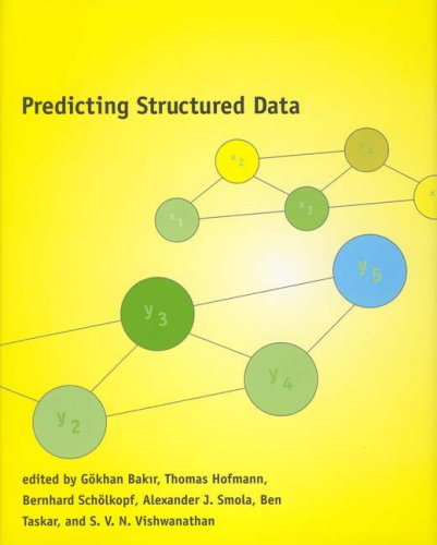 Predicting Structured Data   2007 9780262026178 Front Cover