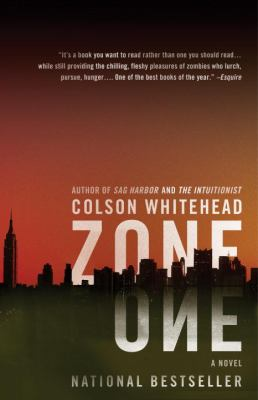 Zone One  N/A edition cover