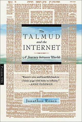 Talmud and the Internet A Journey Between Worlds Revised  edition cover