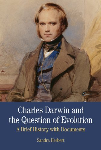 Charles Darwin and the Question of Evolution A Brief History with Documents  2011 edition cover