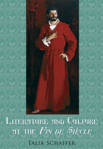 Literature and Culture at the Fin de Si�cle   2007 edition cover
