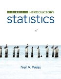 Introductory Statistics:   2015 edition cover