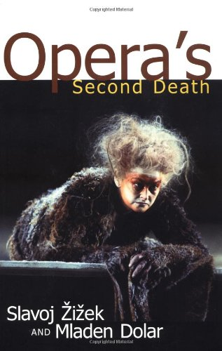 Opera's Second Death   2002 9780415930178 Front Cover