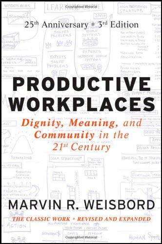 Productive Workplaces Dignity, Meaning, and Community in the 21st Century 325th 2012 edition cover