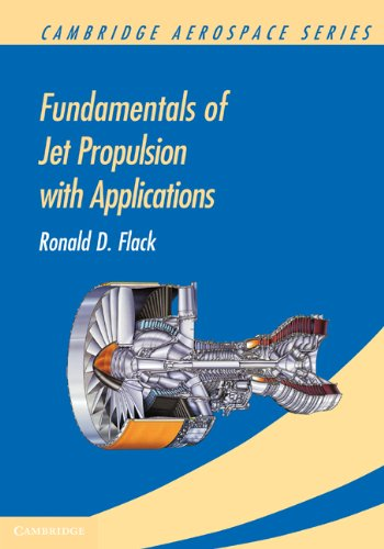 Fundamentals of Jet Propulsion with Applications   2010 9780521154178 Front Cover