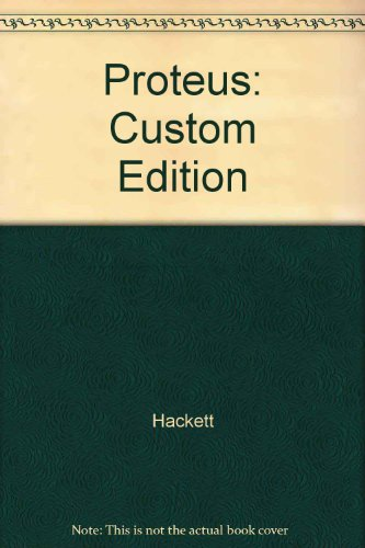 Proteus: Custom Edition  2005 edition cover