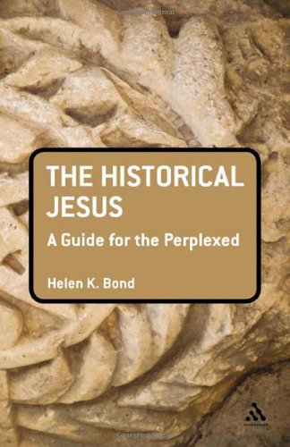 Historical Jesus   2010 9780567033178 Front Cover