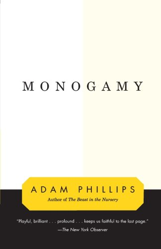 Monogamy  N/A edition cover