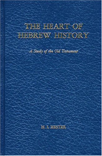 Heart of Hebrew History  Reprint edition cover