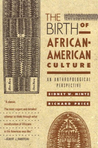 Birth of African-American Culture An Anthropological Perspective  1992 edition cover