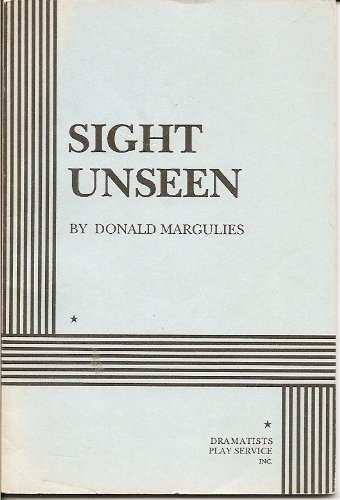 Sight Unseen  N/A edition cover