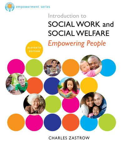 Introduction to Social Work and Social Welfare:   2013 edition cover