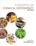 Concepts of Chemical Dependency  9th 2015 edition cover