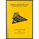 ADDICTION SOCIETY+RECOVERY >CUSTOM<     N/A 9781285556178 Front Cover