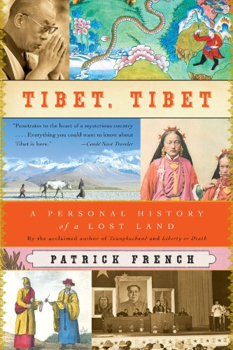 Tibet, Tibet A Personal History of a Lost Land N/A 9781400034178 Front Cover